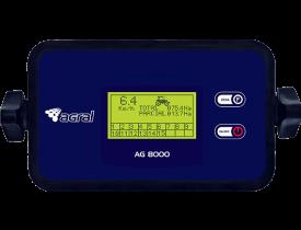 monitor de plantio AG8000