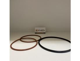 kit de aneis de filtro de alto volume
