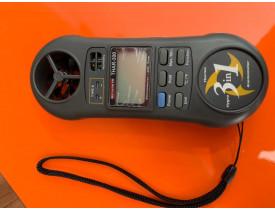 Termo Higro Anemômetro Digital Portátil 3 Em 1 Thar-300