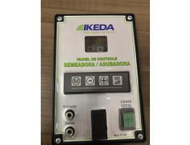 Controle Remoto para Semeadora/Adubadora Ikeda.